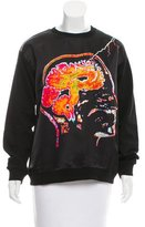 Christopher Kane Crew Neck Brain Sweatshirt w/ Tags