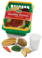 Learning Resources Pretend & Play® 18-Piece Healthy Dinner Set
