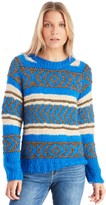 Sole Society Lurex Jacquard Knit