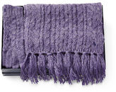 Polo Ralph Lauren Aran-Knit Scarf & Glove Set
