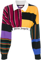 Palm Angels cropped jumper