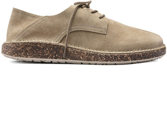 Birkenstock Womens Gary Ginger Suede Leather Shoes Womens Gary Ginger Suede Leather - Ginger Suede Leather, EU 39