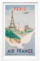 William Stafford Paris Air France Art