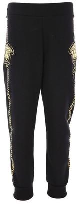 Versace Medusa Cotton Sweatpants (4-14 Years)