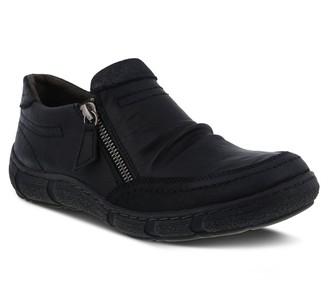 Spring Step Side-Zip Loafers - Juney