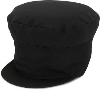 Yohji Yamamoto Brimmed Wool Cap