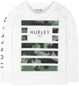 Hurley Baby Boys' Long-Sleeve Graphic-Print T-Shirt