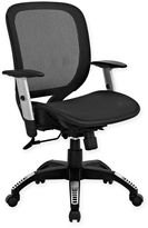Modway Arillus Mesh Office Chair in Black