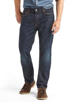 Gap Washwell straight fit jeans (stretch)