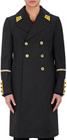 Gucci Men's Officer Wool-Cashmere Coat