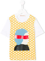 Marni dot printed T-shirt