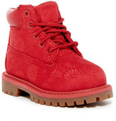 Timberland Classic Floral Waterproof Boot (Toddler & Little Kid)
