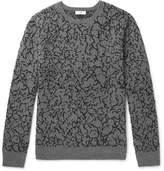 Cmmn Swdn Alton Cotton, Merino Wool And Cashmere-Blend Sweater