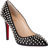 Christian Louboutin Pigalle spikes 100 nappa pump