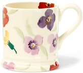 Emma Bridgewater Wallflower Earthenware Half Pint Mug