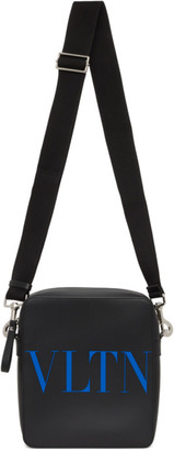 Valentino Black Garavani VLTN Cross Body Bag