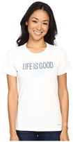 Life is Good Love Crusher Tee