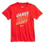 Nike Toddler Boy's Games Goals Glory Graphic Dri-Fit T-Shirt