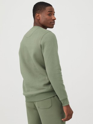 Very Man Crew Neck Sweatshirt - Light Green