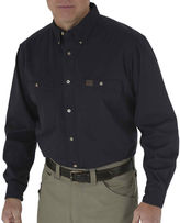 Wrangler Riggs Workwear by Twill Work Shirt