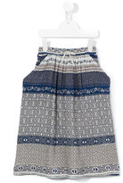 Caffe' D'orzo - Flaminia skirt - kids - Cotton/Spandex/Elastane - 6 yrs