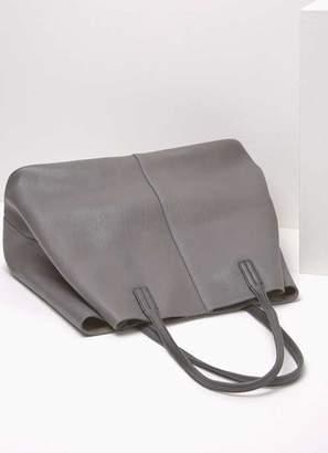 Mint Velvet Liza Grey Oversized Tote Bag