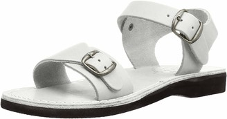 Jerusalem Sandals The Original - Leather Adjustable Strap Sandal - Womens Sandals Brown