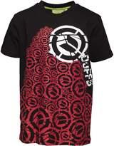 DuFFS Boys Pillar of Ds T-Shirt Black