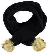 Miso Womens Faux Fur Scarf Muffler Snow Winter Warm Chuddar Wrap Accessories