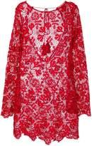 Ermanno Scervino floral lace long blouse