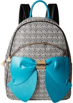 Betsey Johnson Back to School Bow Backpack Backpack Bags