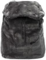 Puma Fenty x Rihanna fur effect backpack