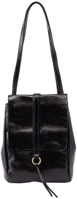 Hobo Bridge Leather Backpack