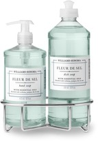 Williams-Sonoma Williams Sonoma Fleur De Sel Hand & Dish Soap, Classic 3-Piece Set