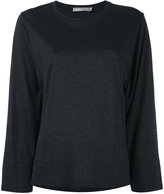 Vince longsleeved shift T-shirt - women - Viscose - XS