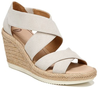 Dr. Scholl's Visitor Women's Wedge Sandals