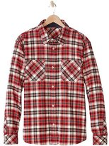 Men's Up North Shirt In Supersoft Flannel