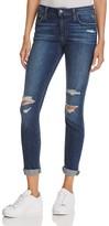 Joe's Jeans Rolled Ankle Skinny Jeans in Vidika