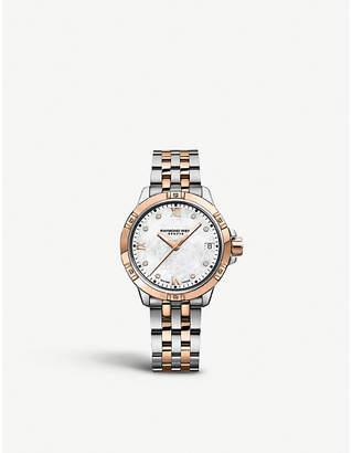 Raymond Weil 5960-SP500995 Tango stainless steel watch