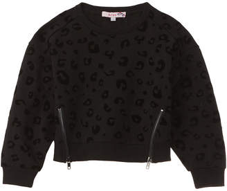 Vintage Havana Leopard Sweatshirt