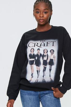 Forever 21 The Craft Graphic Sweatshirt
