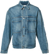 Mr. Completely - denim jacket - men - Cotton - S