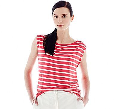 Joe Fresh Striped Tank Top