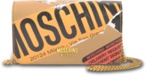 Moschino Wallet on chain cardboard