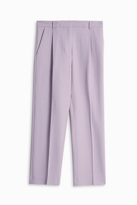 Paul & Joe Crepe Wide Crop Trousers