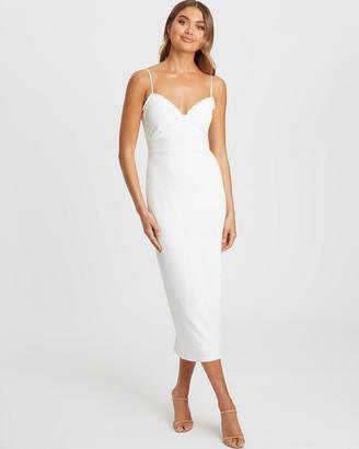 Chancery Claudia Midi Dress