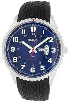 Roberto Bianci Men's 7099mrub-ss_bl Pro Racing Analog Display Analog Quartz Black Watch