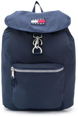 Tommy Jeans Drawstring Logo Backpack