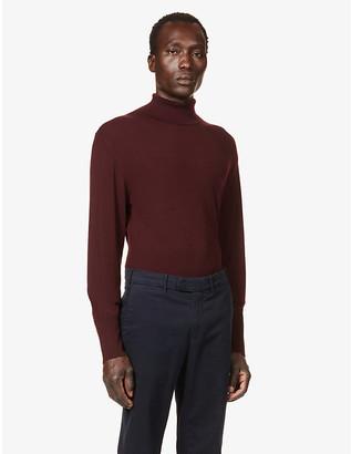 Eleventy Avalon turtleneck wool jumper