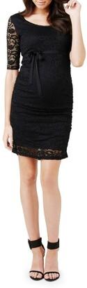 Ripe Paisley Lace Dress